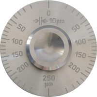 ZWW 2103 Wet film wheel