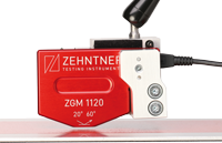ZGM 1120 Glossmeter 20° and 60° with 1 mm measuring distance