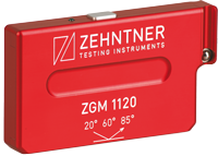 ZGM 1120 Glossmeter 20°, 60° and 85°