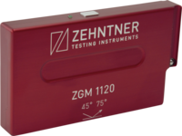 ZGM 1120 Glossmeter 45° DIN and 75° DIN